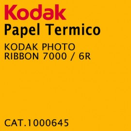 KODAK PHOTO RIBBON 7000 / 6R
