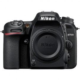 Cámara Nikon D7500 DSLR Camera (Body Only)